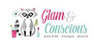 Logo blog Glam & Conscious